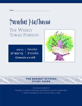 Parashat HaShavua Maftir Reader The Bar Bat Mitzvah Study Guide (Select the  Parsha of the week)